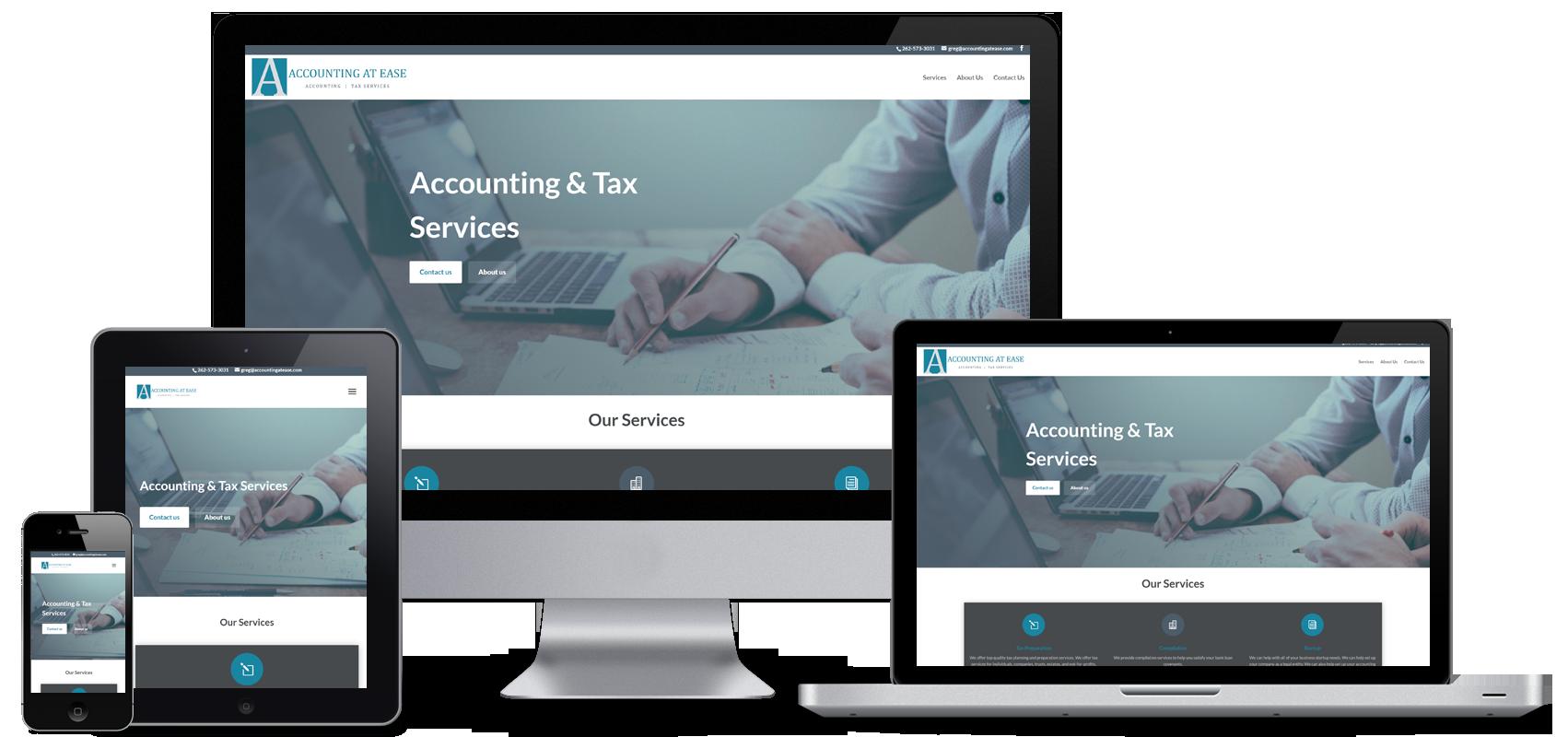 Accounting At Ease Grafton WI