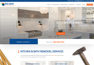 Big Box Kitchen & Bath Services