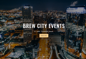 Brew City Events