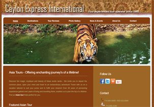 Ceylon Express International