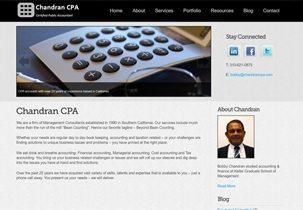 Chandran CPA