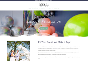 Wilhelmina Balloon Installations